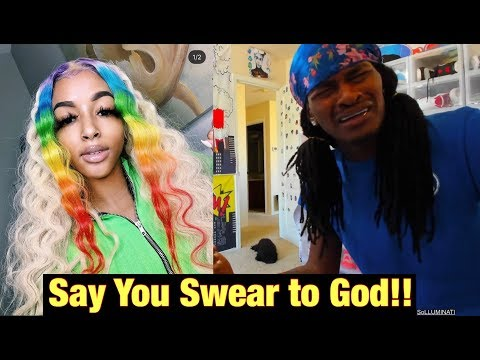 Flight Reacts Girlfriend gets Pregnant by Chief Keef