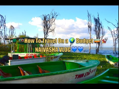 How To Travel on a Budget (Naivasha Vlog) | StylemeMonday
