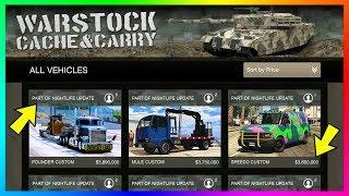 GTA Online Nightclub DLC Update NEW Business Vehicles - Speedo, Mule & Pounder Custom! (GTA 5)
