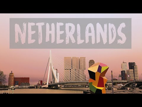 A WEEKEND IN THE NETHERLANDS | AMSTERDAM & ROTTERDAM