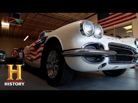 Counting Cars: A 1974 Spirit of America Corvette (S4, E27)