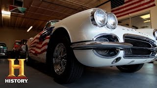 Counting Cars: A 1974 Spirit of America Corvette (S4, E27) | History