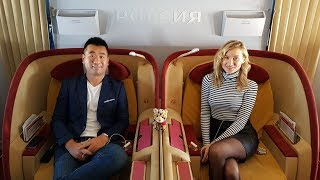 How I afford to Travel in Luxury - Sam Chui Interview