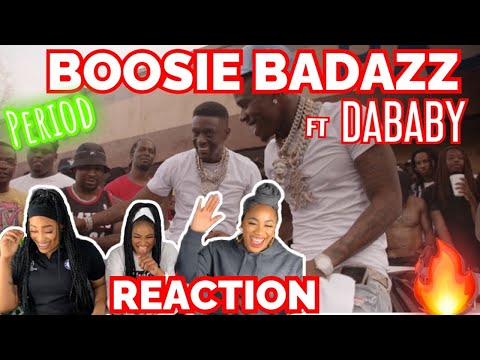 BOOSIE BADAZZ – Period (Official Video) ft. DABABY | UK REACTION 🇬🇧