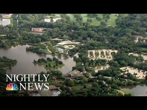 Arizona Flash Flood: Nine Dead, Boy Missing At Swimming Hole | NBC Nightly News
