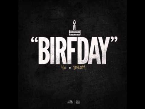 Young Jeezy Ft. YG - Birfday (My Krazy Life) Album