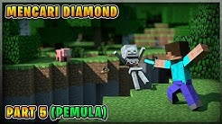 Mine Craft ( Part 5 Cari Diamond yok!!!!)