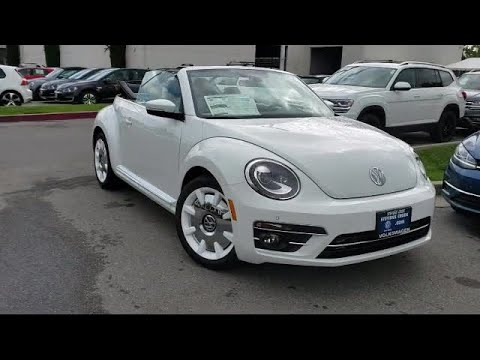 2019 Volkswagen BEETLE Final Edition SEL San Jose Sunnyvale Hayward Redwood City Cupertino