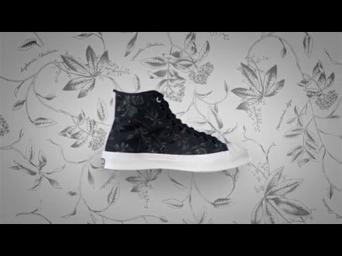 0104bc857eaa98 Hancock Vulcanised Articles x Converse Jack Purcell Signature Hi ...