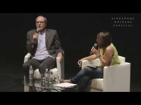 The Roads I Travelled by Paul Theroux – A Singapore Writers Festival 2014 Lecture