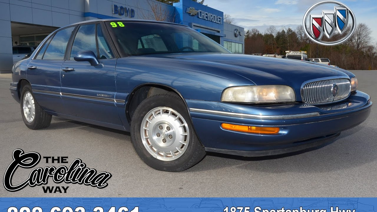 Maxresdefault on 1998 Buick Lesabre