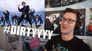 NCT 2018 - Black on Black MV Reaction