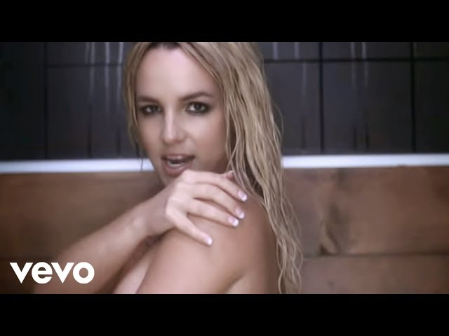 Britney Spears - Womanizer (Director's Cut) (Official HD Video)