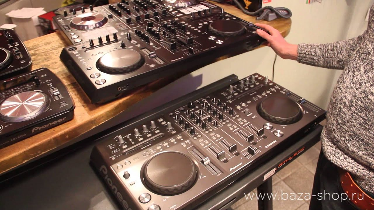 Overview of clips featuring the ddj-ergo-v. | djsounds.