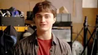 Гарри Поттер и Принц-Полукровка. съёмки 3
