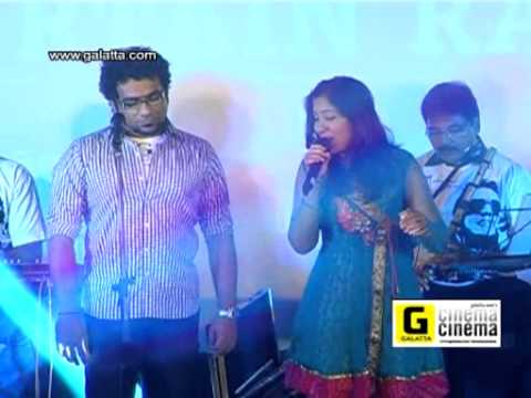 Yuvan Live Performance Song 3