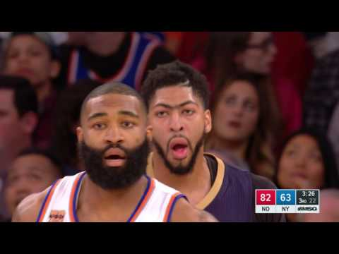 New Orleans Pelicans at New York Knicks -...