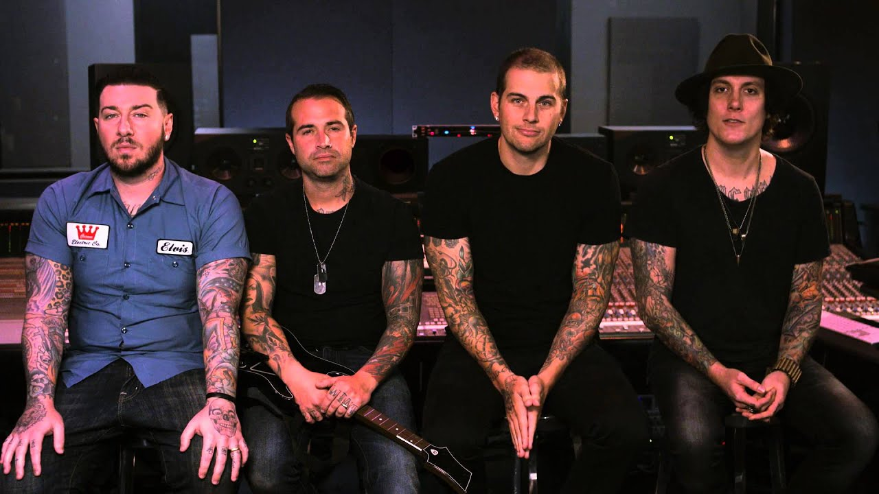 Guitar Hero Live Avenged Sevenfold Present A7x Rock Classics
