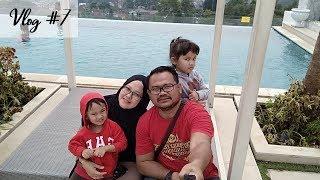 VLOG #7 | MENGINAP DI ART DECO LUXURY HOTEL & RESIDENCE (Bandung Vlog Part 2)