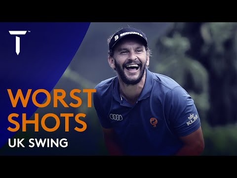 Worst Golf Shots of the Summer | UK Swing