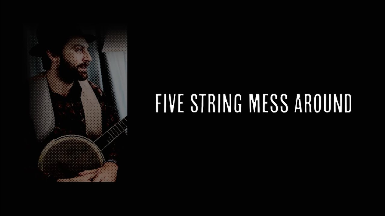5 String Mess Around - Episode 002 - Joe Seamons (Clawhammer Banjo Lesson + Hangout)