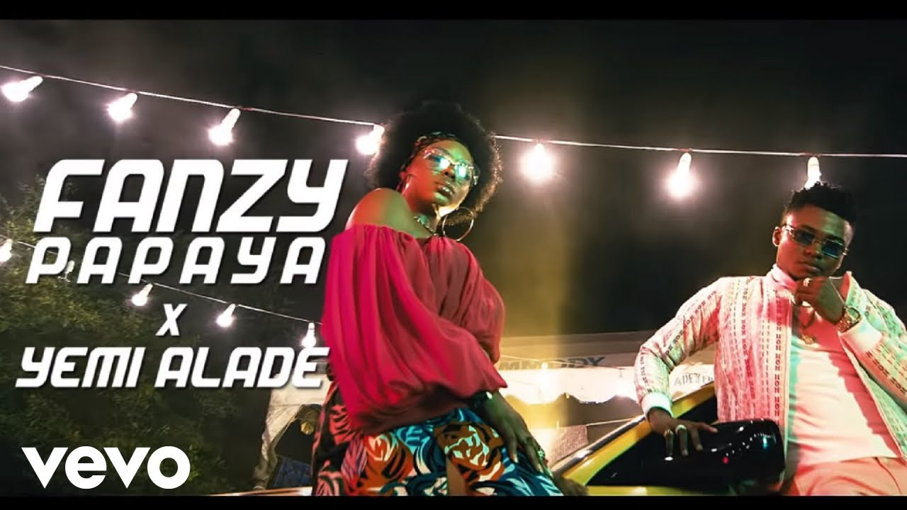 Download Fanzy Papaya - Love Me (Official Video) ft. Yemi Alade