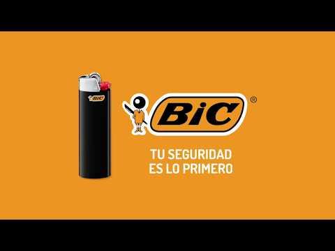 BIC on YouTube visual