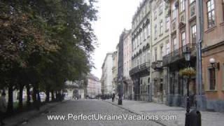 Lviv (Lvov) Ukraine Tour Guide