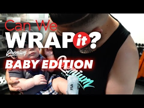Can We Wrap It? ( BABY DOC BAND)