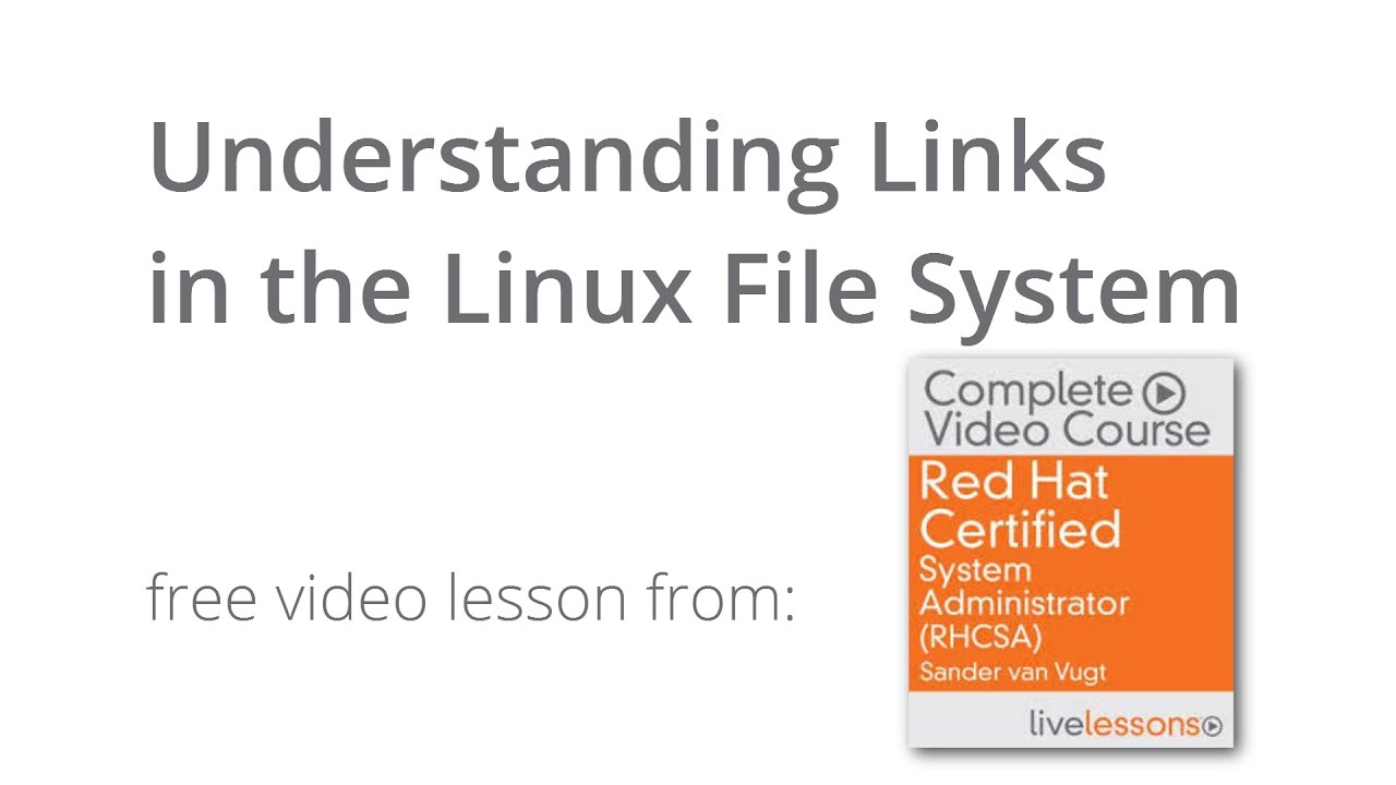 Understanding links in the linux file system rhcsa tutorial understanding links in the linux file system rhcsa tutorial baditri Gallery