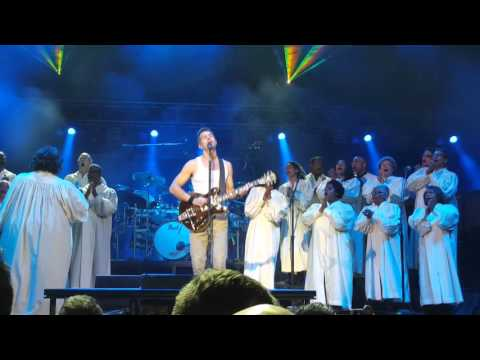 311 day 2016 - tranquility with the st. Peters choir
