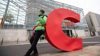 """Desaströse Klimapolitik"": Greenpeace klaut CDU das ""C"""