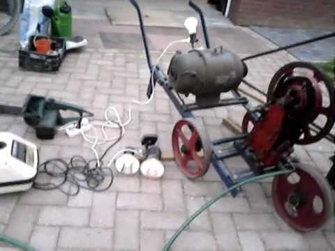 Waterstof generator maken