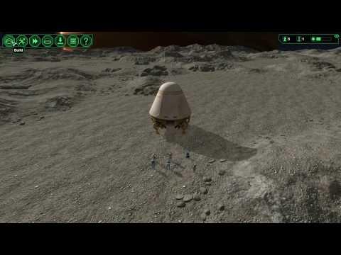 Planetbase: Moon Base Alpha