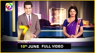 Live at 7 News – 2019.06.10 Thumbnail