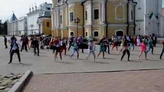Свадебный флешмоб Вологда 14.06.2014