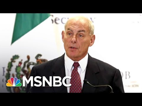 Chief Of Staff John Kelly Is An