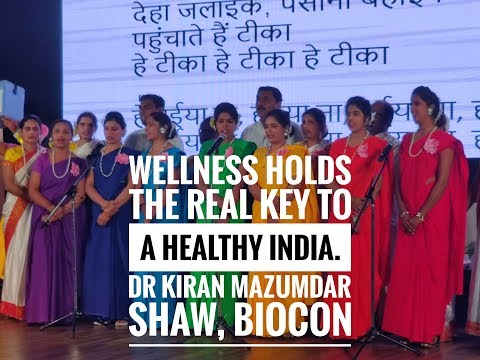 Wellness is the Real Solution for Keeping India Healthy