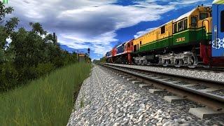 KOMIK VIDEO - Kereta Api Indonesia Eps 2