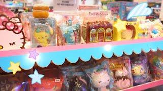 Squishy & Kawaii vlog 🍨 Where to buy squishy in Bangkok