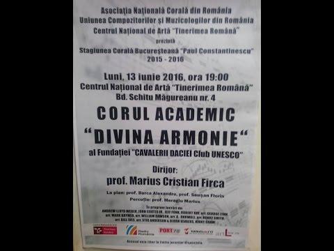Concert Coral De Muzica Gospel