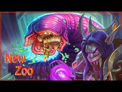 Ma3ud's Prince Zoolock (Hearthstone Deck Showcase)