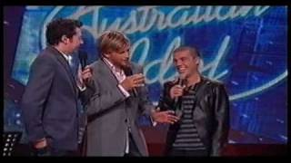 Anthony Callea - Australian Idol  Interview - 2006