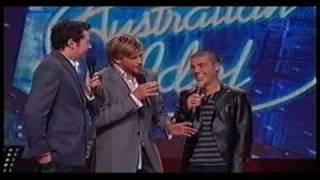 Anthony Callea - Australian Idol  Interview - 2006