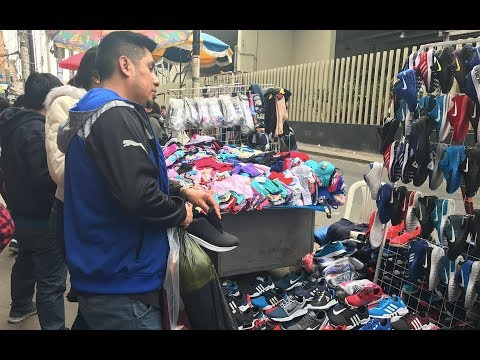 INSIDE THE PERUVIAN BLACK MARKET