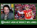Bet On It - NFL Picks and Predictions for Week 9, Line Moves, Barking Dogs and Best Bets