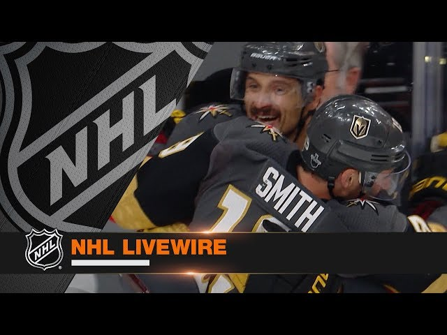 NHL LiveWire: Golden Knights, Jets mic'd up for critical Game 4 bout