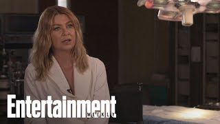 Ellen Pompeo On Contract Negotiations & The Pay Parity For Women | Entertainment Weekly