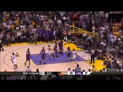 Kobe Bryant buzzer beater vs Phoenix Suns