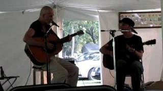 """Bill Camplin & Peter Mulvey """"She Took Off My Romeos"""""""